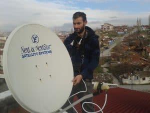 Ankara Uydu Montajı