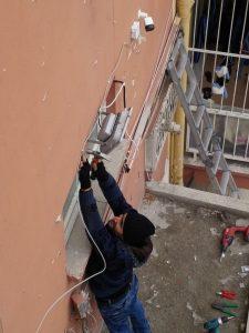 örnek mahallesi kamera montajı